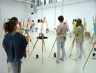 Workshop Portretschilderen In Wageningen Tilburg En Op Lokatie In